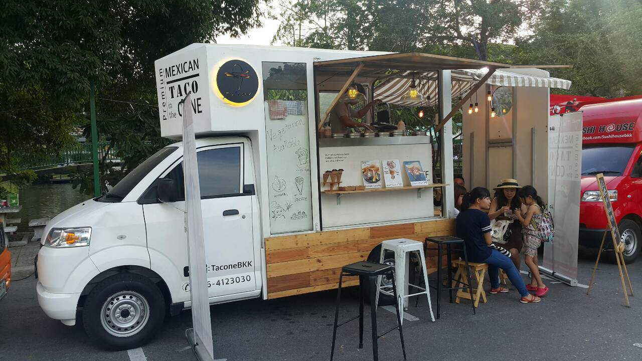 3 Food Truck By ThaiFranchiseCenter