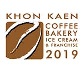 งาน KHON KAEN COFFEE BAKERY ICE- CREAM & FRANCHISE 2019