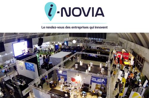 Salon des nouvelles technologies entrepreneurs 2017 trade show event exhibition - Salon des nouvelles technologies ...