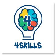 4 สกิล (หลักสูตรคณิตศาสตร์ ภาษาอังกฤษและการเขียนโปรแกรมเพื่อพัฒนาศักยภาพสำหรับเด็ก)