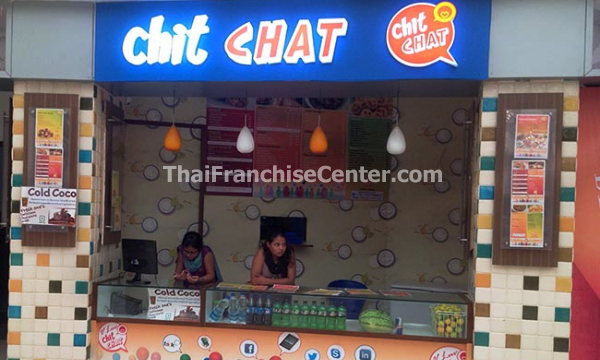 Chit Chat The Mini Food Court Franchise
