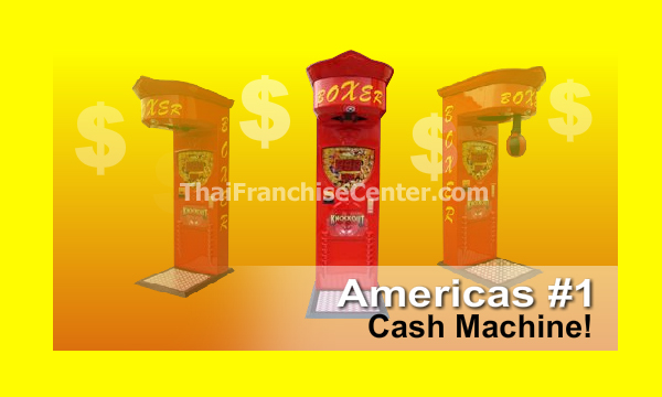 knockout vending machine