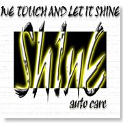 Shine Autocare – Salon Mobil