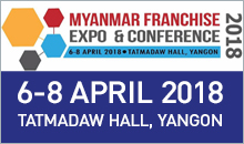 Myanmar Franchise Expo & Conference 2018