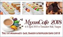 MyanCafe Expo 2018