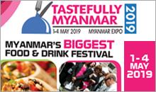 TASTEFULLY MYANMAR