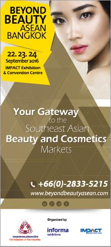 งาน Beyond Beauty ASEAN-Bangkok 2016