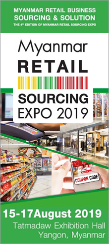 Myanmar Retail Sourcing Expo 2019