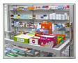 ร้านขายยาแผนปัจจุบัน, อุปกรณ์ทางการแพทย์