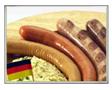 ร้านขายไส้กรอก, ไส้กรอกเยอรมัน
