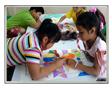 สอนศิลปะ, พัฒนาความคิดสร้างสรรค์