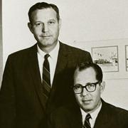Burt Baskin and Irv
