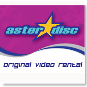 Asterdisc – Original Video Rental