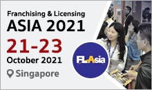 Franchising & Licensing Asia 2021 (FLAsia 2021)