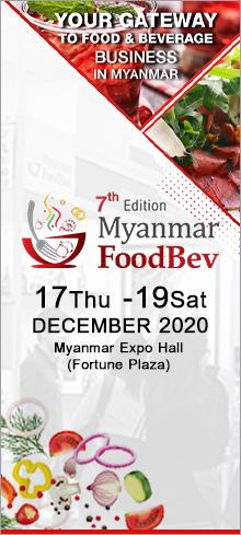 Myanmar FoodBev 2020