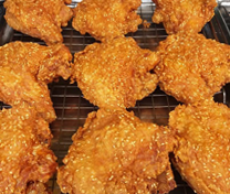 หลักสูตร ไก่ทอดสมุนไพร+สูตรข้าวเหนียวนิ่ม